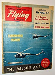 Royal Air Force Flying Review Magazine, September 1957