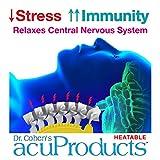 Deep Tissue Massage Roller - Dr. Cohen's Heatable acuBack for Back & Neck Pain