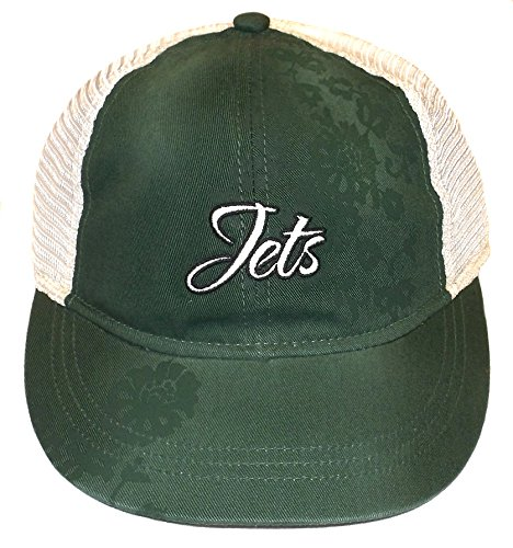 NFL Reebok New York Jets Ladies Green Lady Charlie Adjustable Hat