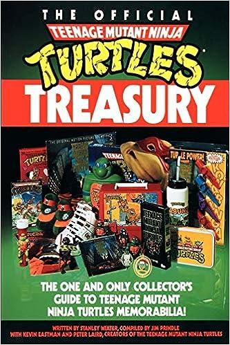 The Official Teenage Mutant Ninja Turtles Treasury: Amazon ...