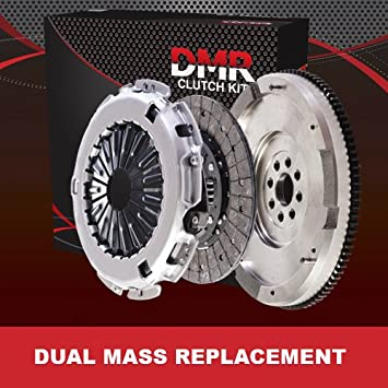 DMR6001 Clutch Kit incl Solid Flywheel (DMF conv to SMF): Amazon.es: Coche y moto