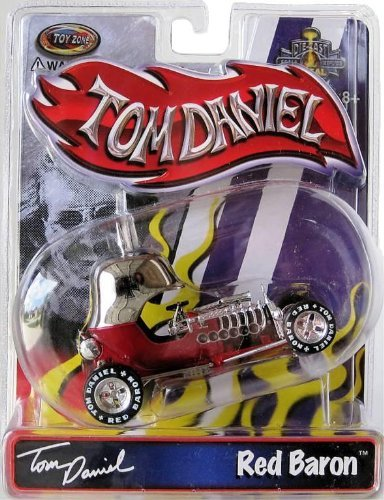 Tom Daniel> Red Baron 1/43 by Toy Zone, used for sale  Delivered anywhere in USA