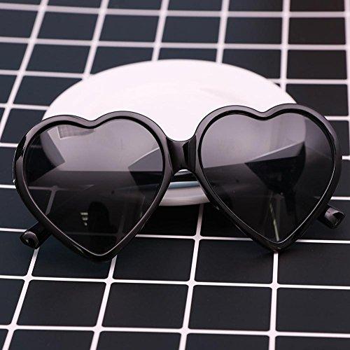 Inspirées Casual UEB Lunettes Soleil de du Polarisées Style Noir rXwIq4w