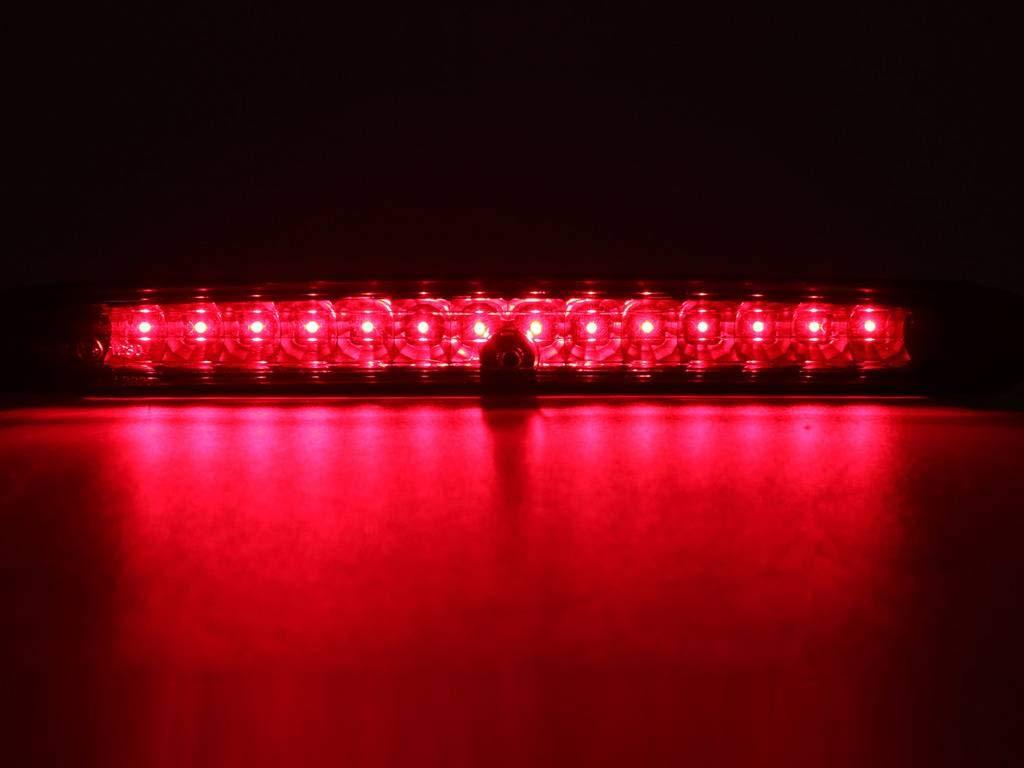 CarLab - Luz de Freno para 206, 5D, 2D, Color Negro: Amazon.es: Coche y moto