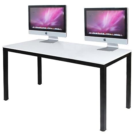 Amazon.com: DlandHome Escritorio para computadora para el ...