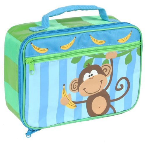 Stephen Joseph Lunch Box, Monkey ()