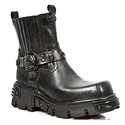Rock Boots Boots Biker New New Rock Men's Biker Rock New Men's Men's TB65qxPq