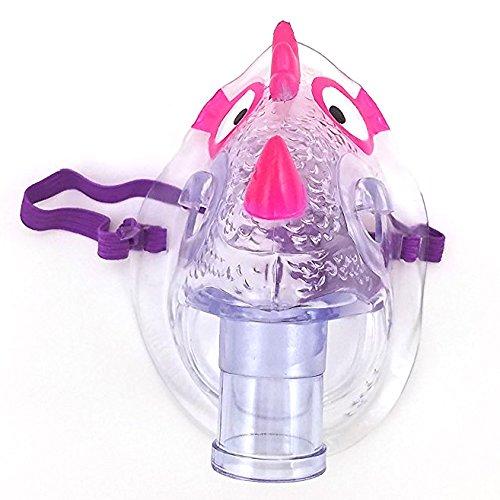 Pediatric Dragon Mask , Disp Aero Dragon Mask Pedi, (1 EACH, 1 EACH) (Aerosol Mask Pediatric)