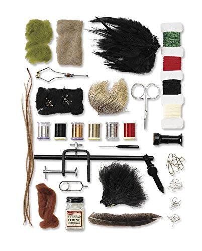 Orvis encounter fly tying kit for Fly fishing tying kit