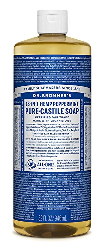 Dr Bronners Pure Liquid Castile product image