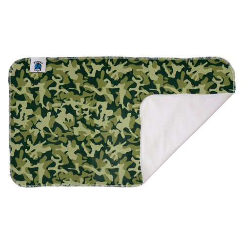 Planet Wise Waterproof Changing Diaper Pad, Camo](Camo Baby Furniture)