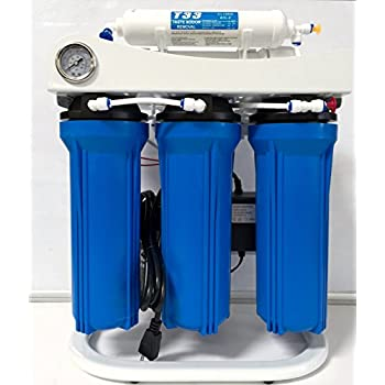 Oceanic Light Commercial Reverse Osmosis Water Filter