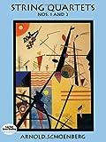 String Quartets, Arnold Schoenberg, 0486296938