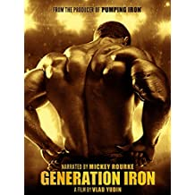 Generation Iron Extended Director's Cut
