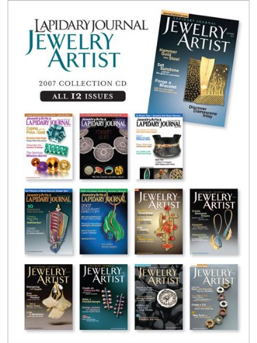 Lapidary Journal Jewelry Artist 2007 Collection - Jewelry Journal Magazine Lapidary Artist