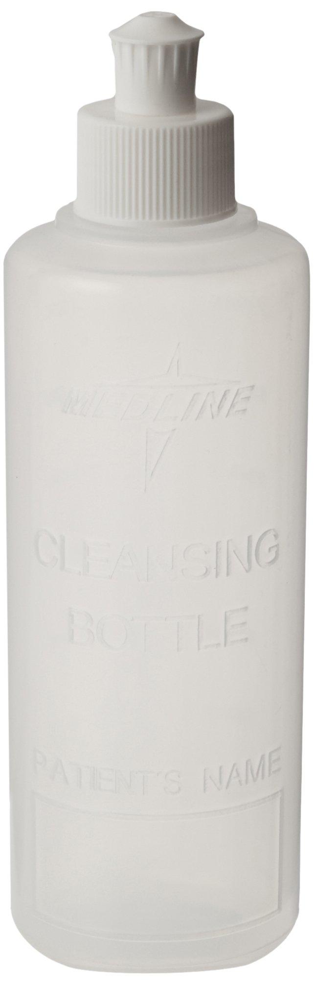 Medline Cleansing Bottle, 8oz.
