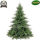 PREMIUM Edeltanne Spritzguss Weihnachtsbaum 180 cm Edeltanne Christbaum Spritzgusstanne Kunsttanne Tannenbaum Original Hallerts Lancaster