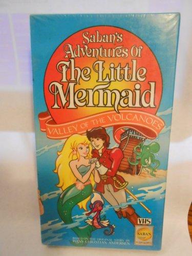 Adventures Little Mermaid (Saban's Adventures of The Little Mermaid VAlley of the Volcanoes)