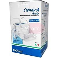 Chiesi Farmaceutici Aerosol Clenny a Family a Compressore per Utilizzo Domiciliare - 1430 ml