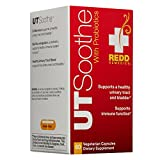 Redd Remedies - UT Soothe with Probiotics, Promotes Overall Urinary Tract and Bladder Health, 60 Count