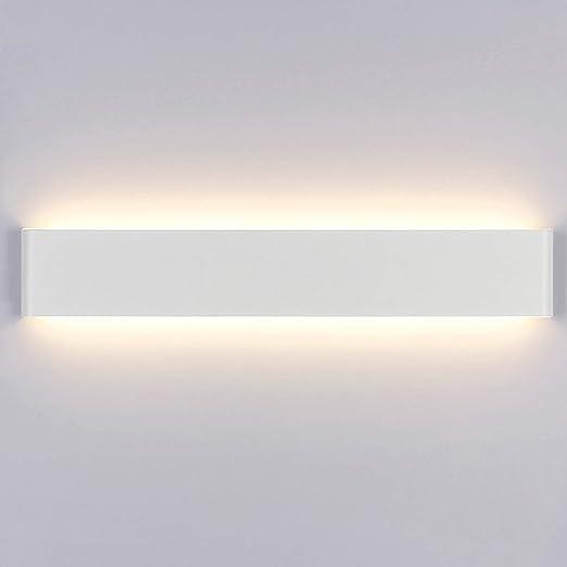 Yafido Aplique Pared Interior LED: Amazon.es: Iluminación