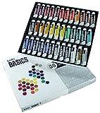 Liquitex-Basics Pintura acrílica, Set 36 Tubos, 36-Piece Set, 0.74 oz, 1