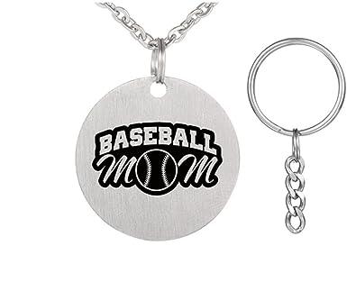 Amazon.com  LF Personslized Mom Basketball Necklace 6783a31301