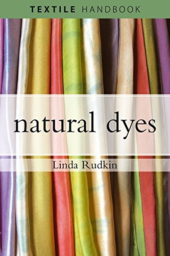 Natural Dyes (Textiles Handbooks) -