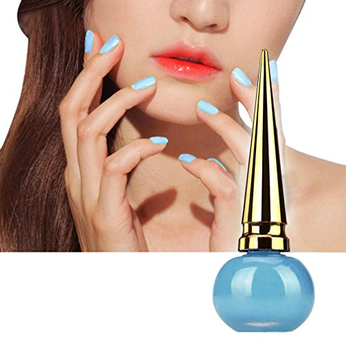 Vovomay Fashionable Jelly Night Polish,14ML Candy Colors Neo