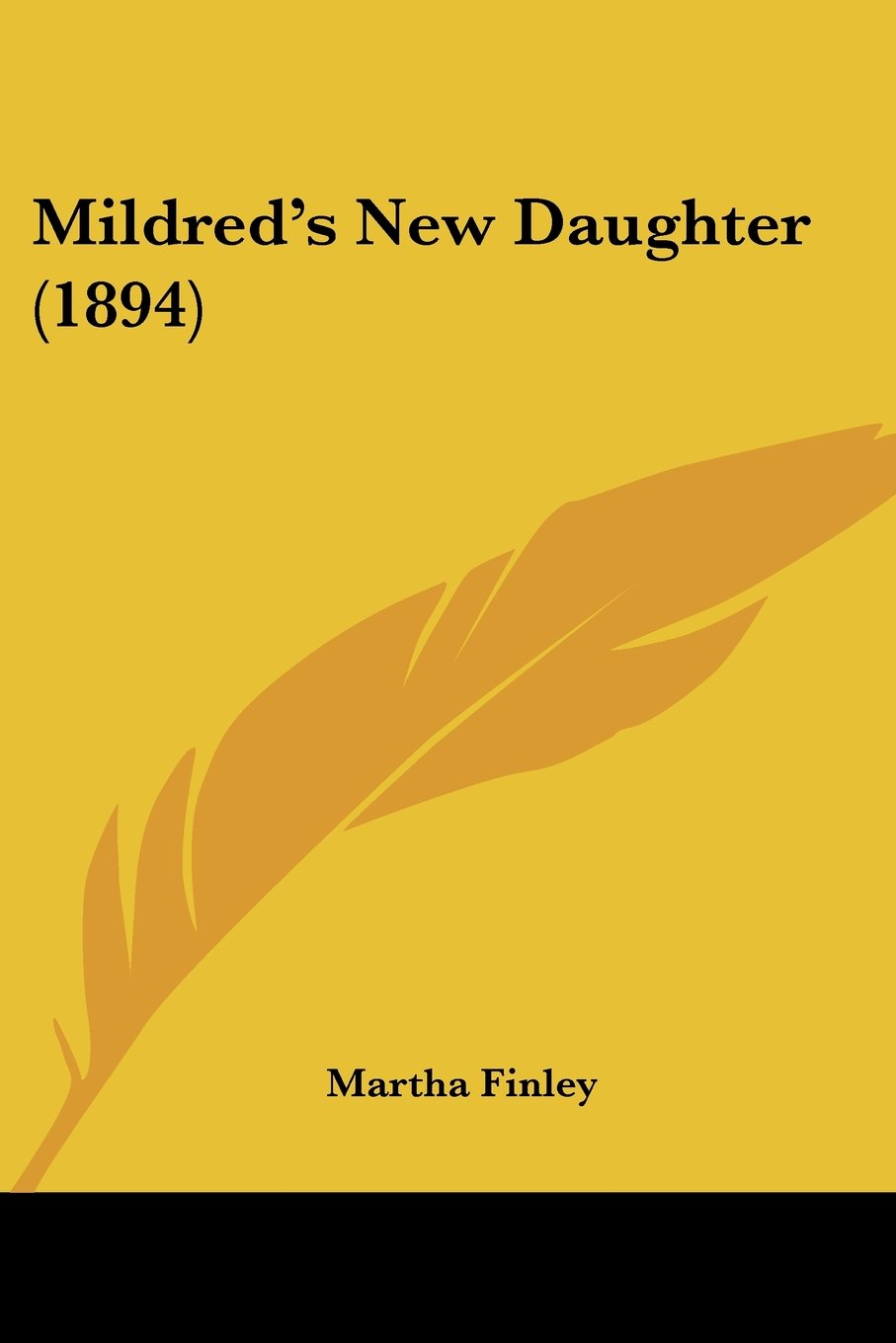 Mildred's New Daughter (1894) pdf epub