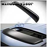 kia soul 2012 rain guards - D&O MOTOR 1pc 34