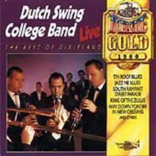 Live in 1960 by Dutch Swing College Band