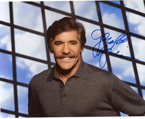GERALDO RIVERA - Geraldo AUTOGRAPH Signed 8x10 Photo