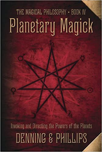 Planetary Magick: The Heart of Western Magick (Llewellyn's