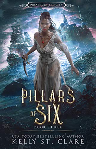 - Ebba-Viva Fairisles: Pillars of Six (Pirates of Felicity Book 3)