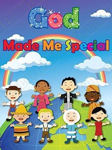Tri-Seven Entertainment Children's Poster God Made Me Special Kids Series (Gods Children Poster)