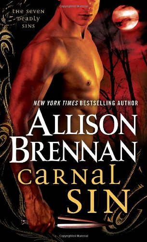 book cover of Carnal Sin