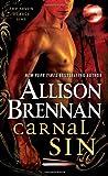 Carnal Sin, Allison Brennan, 0345511689