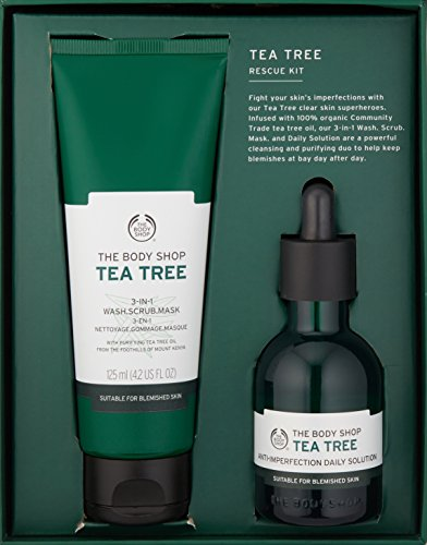 The Body Shop Tea Tree Rescue Kit Gift Set by The Body Shop (Image #5)