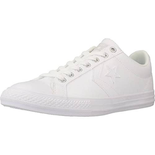 Converse Lifestyle Star Player Ev Ox, Zapatillas para Niñas: Amazon.es: Zapatos y complementos