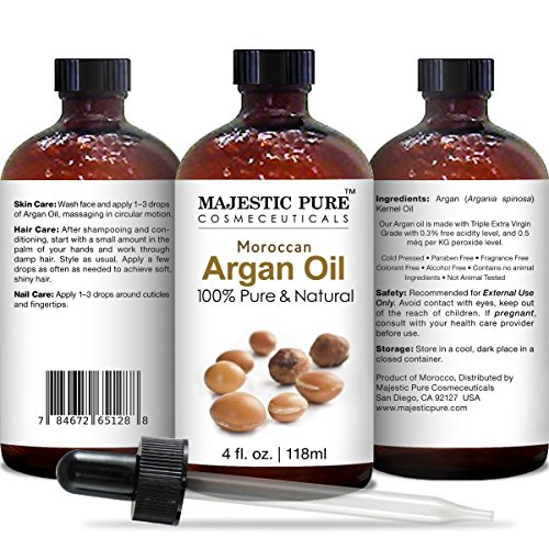 Majestic-Pure-Moroccan-Argan-Oil-for-Hair-Face-Nails-Beard-Cuticles-for-Men-and-Women-100-Natural-Organic-4-fl-oz