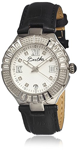 bertha-womens-br1701-evelyn-black-white-leather-watch