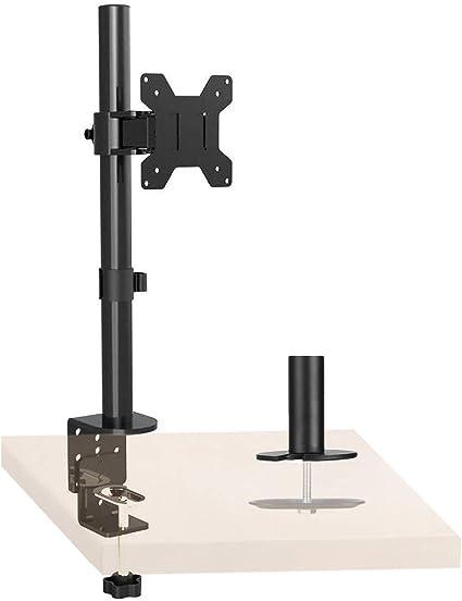 Suptek Table universelle bureau socle TV Support De table ÉCRAN Riser pour