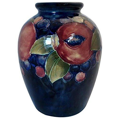 Vintage Moorcroft Pomegranate Vase, circa 1930