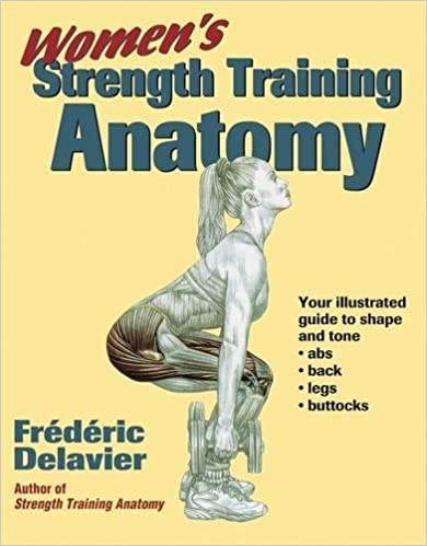 Women\'s Strength Training Anatomy: 9780736048132: Medicine & Health ...