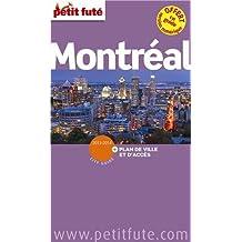 MONTRÉAL 2013-2014 + PLAN DE VILLE