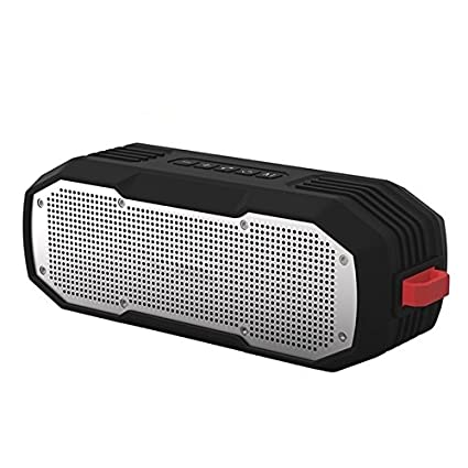 ARCHEER Solar Power Portable Bluetooth 4.2 Speaker IPX6 Waterproof Outdoor with