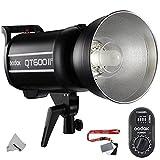 Fomito Godox QT-600IIM 600Ws 110V Multi-Freeze IGBT Studio Flash Strobe Light GN76 HSS Built-in 2.4G Wirless X System Radio Reciver + 433MHz FTR-16 Receiver for Canon Nikon Sony DSLR Camera