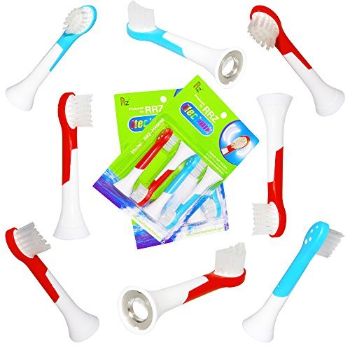toothbrush heads for kids - 8