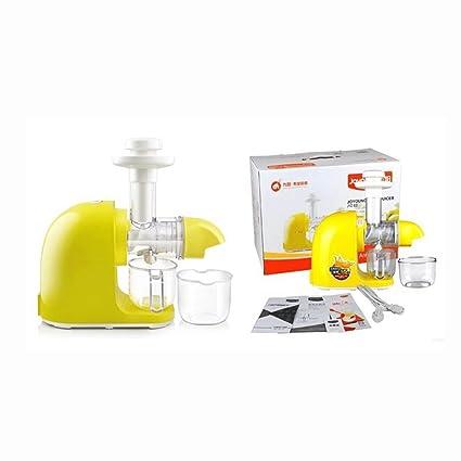 Odefc WYQzz Exprimidor jugo de cerámica de cerámica de baja velocidad de la máquina de zumo